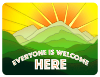 Everyone is Welcome Sign.png